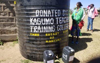 KAGUMO TEACHERS TRAINING COLLEGE CSR IN LAIKIPIA NORTH